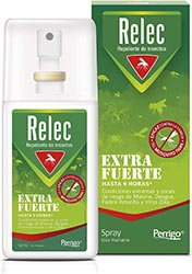 Relec extra fuerte antimosquitos